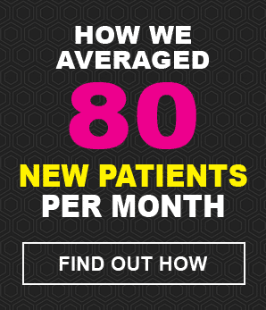 Average 80 New Patients Monthly