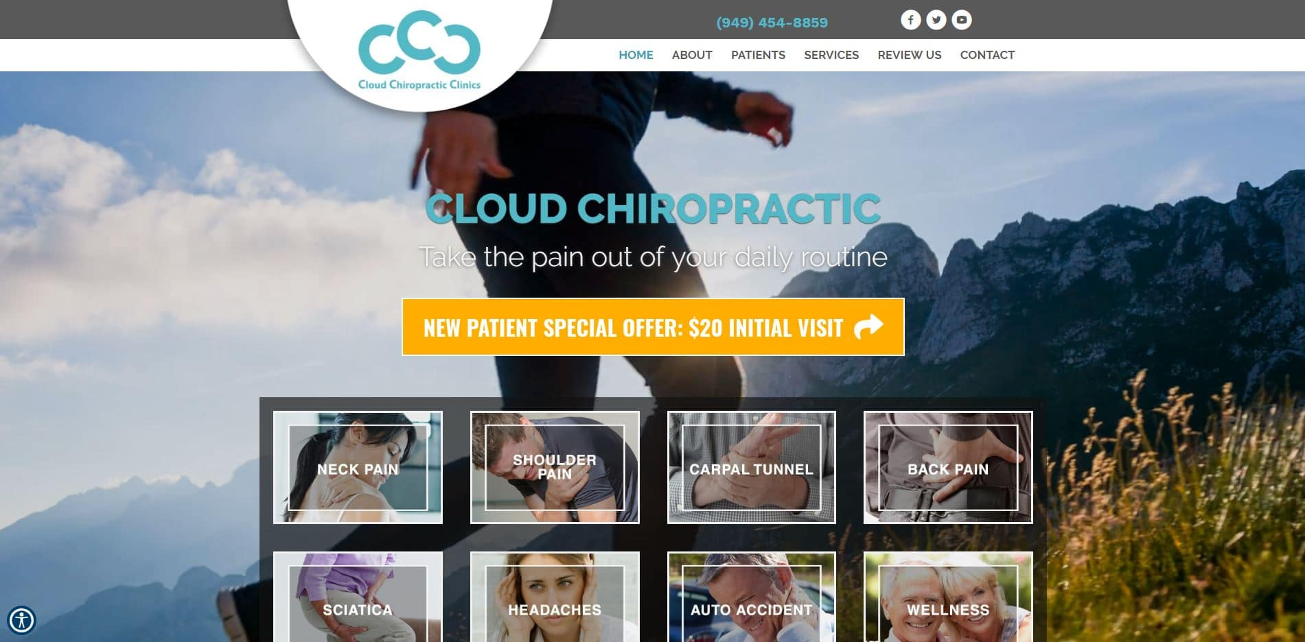 Chiropractor in Aliso Viejo