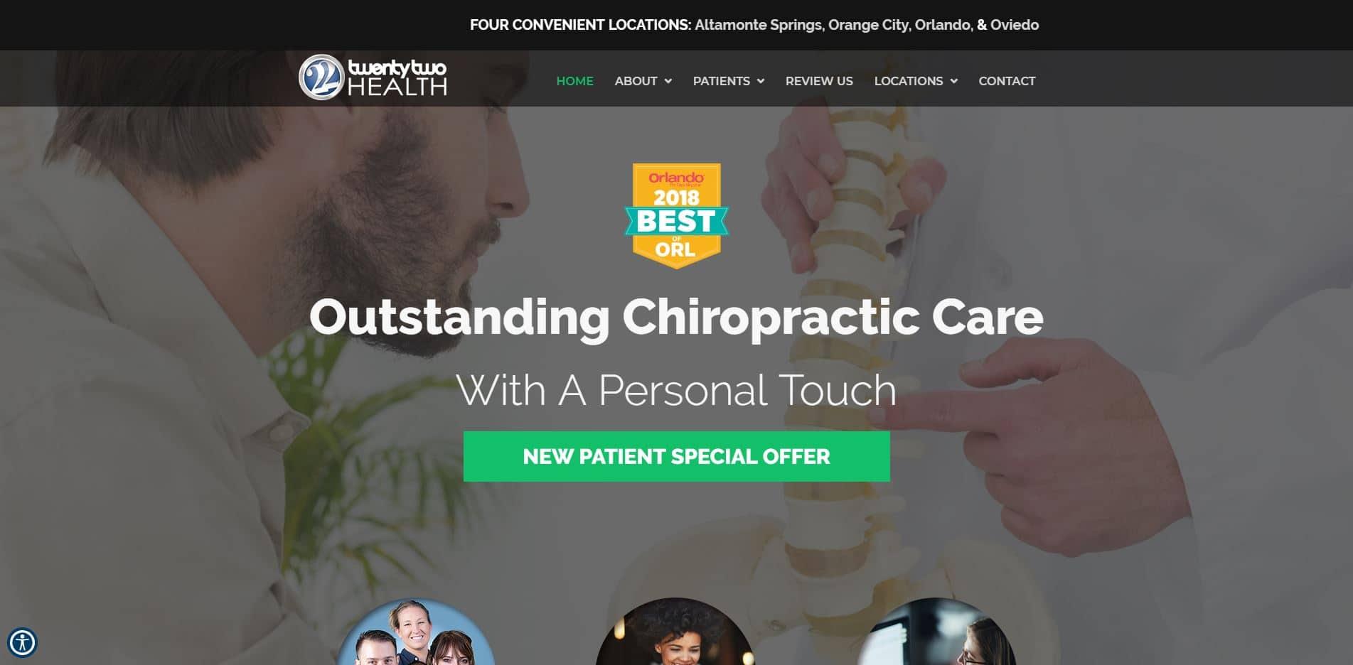 Chiropractor in Altamonte Springs