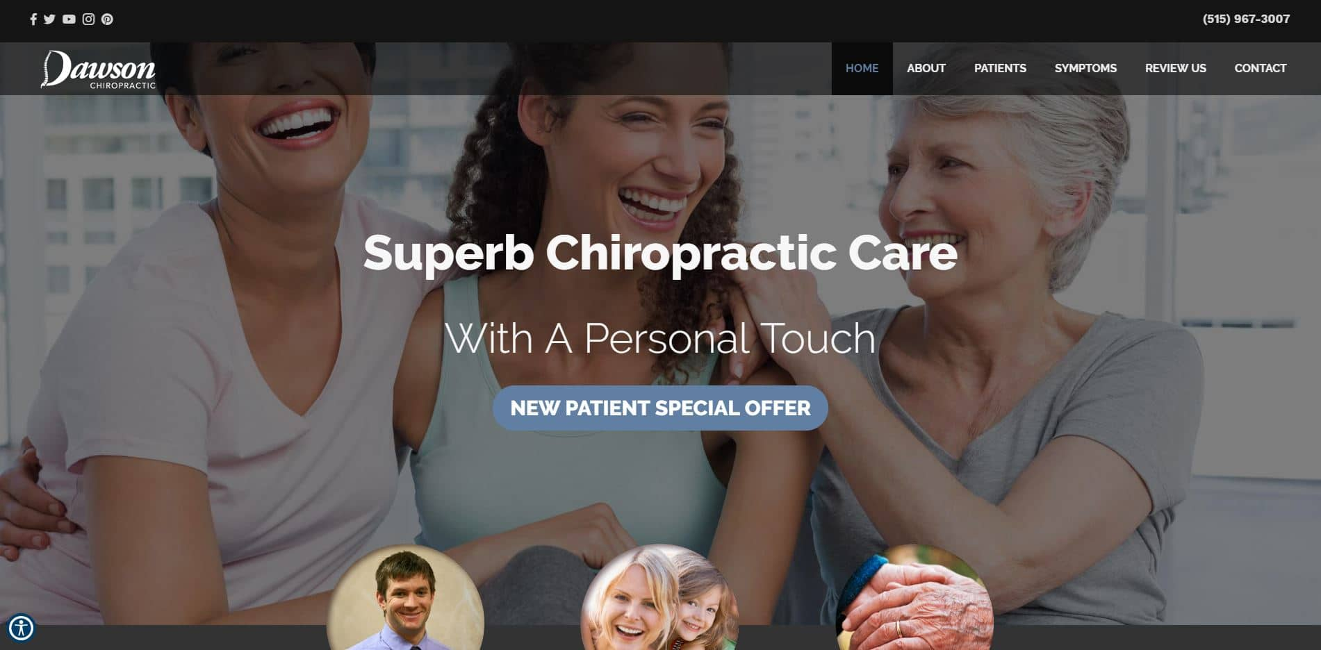 Chiropractor in Altoona