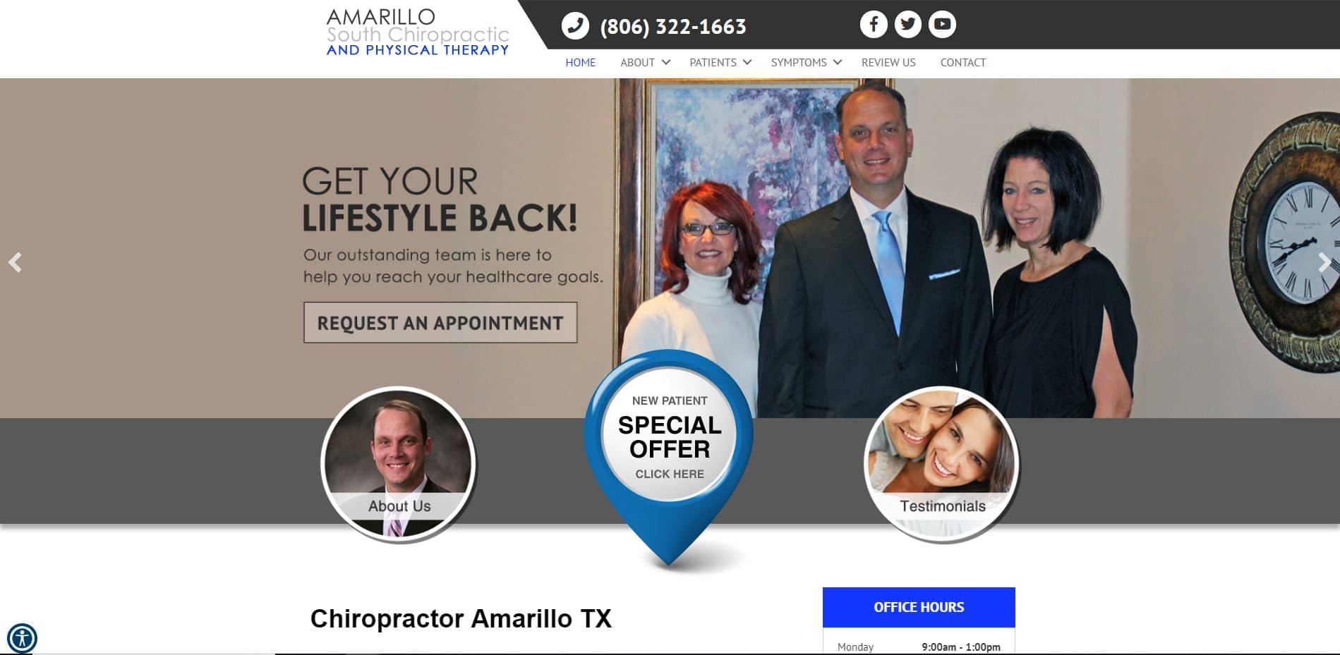 Chiropractor in Amarillo
