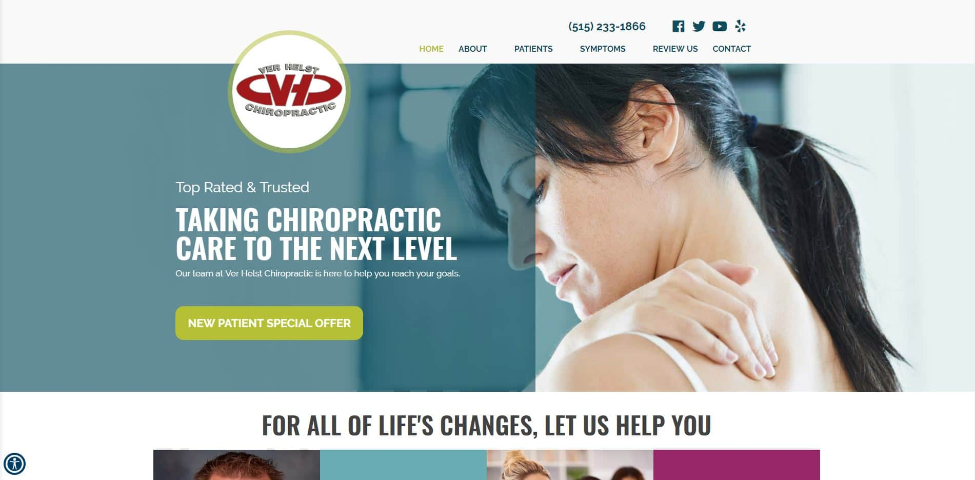 Chiropractor in Ames