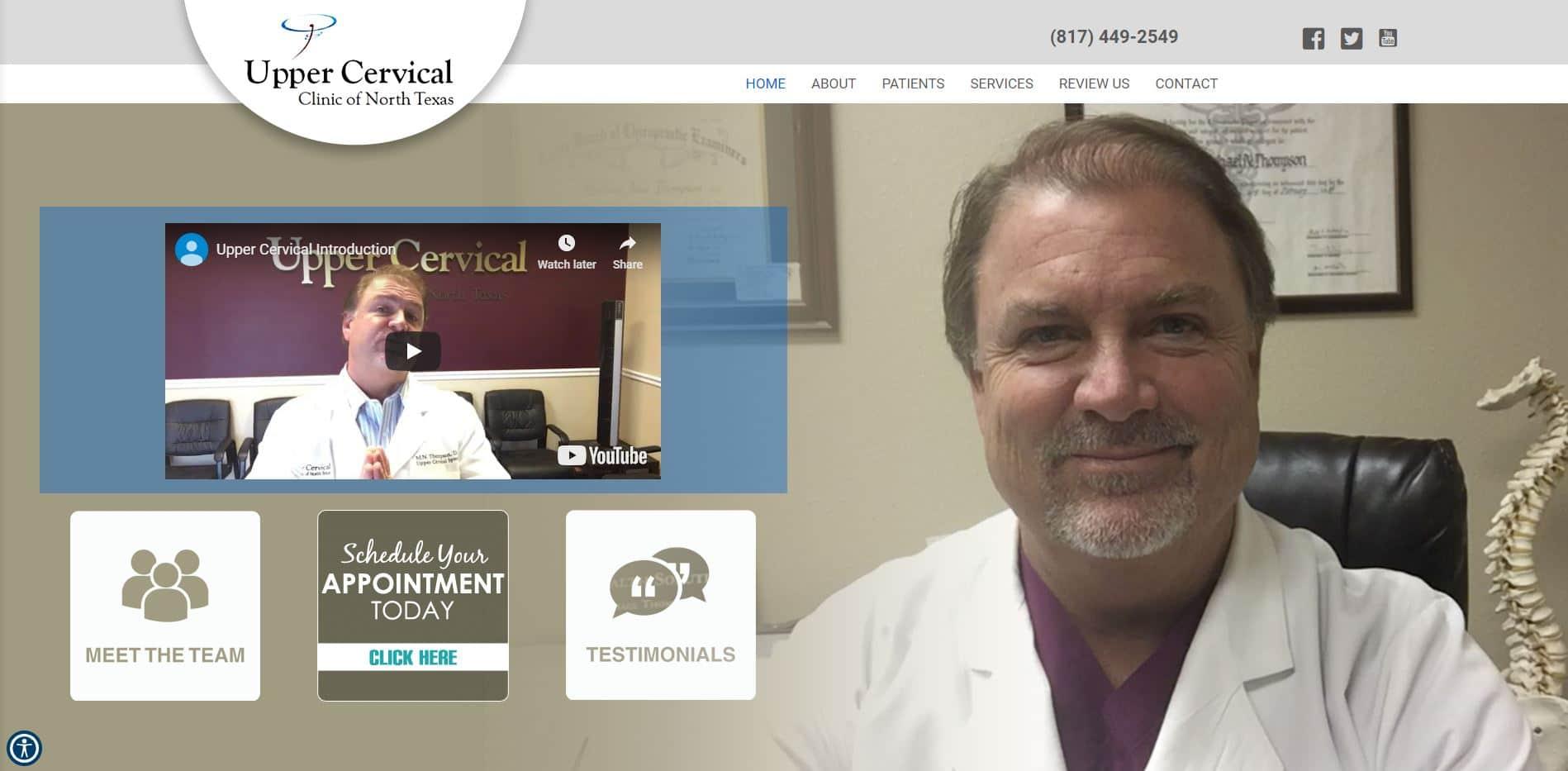 Chiropractor in Arlington