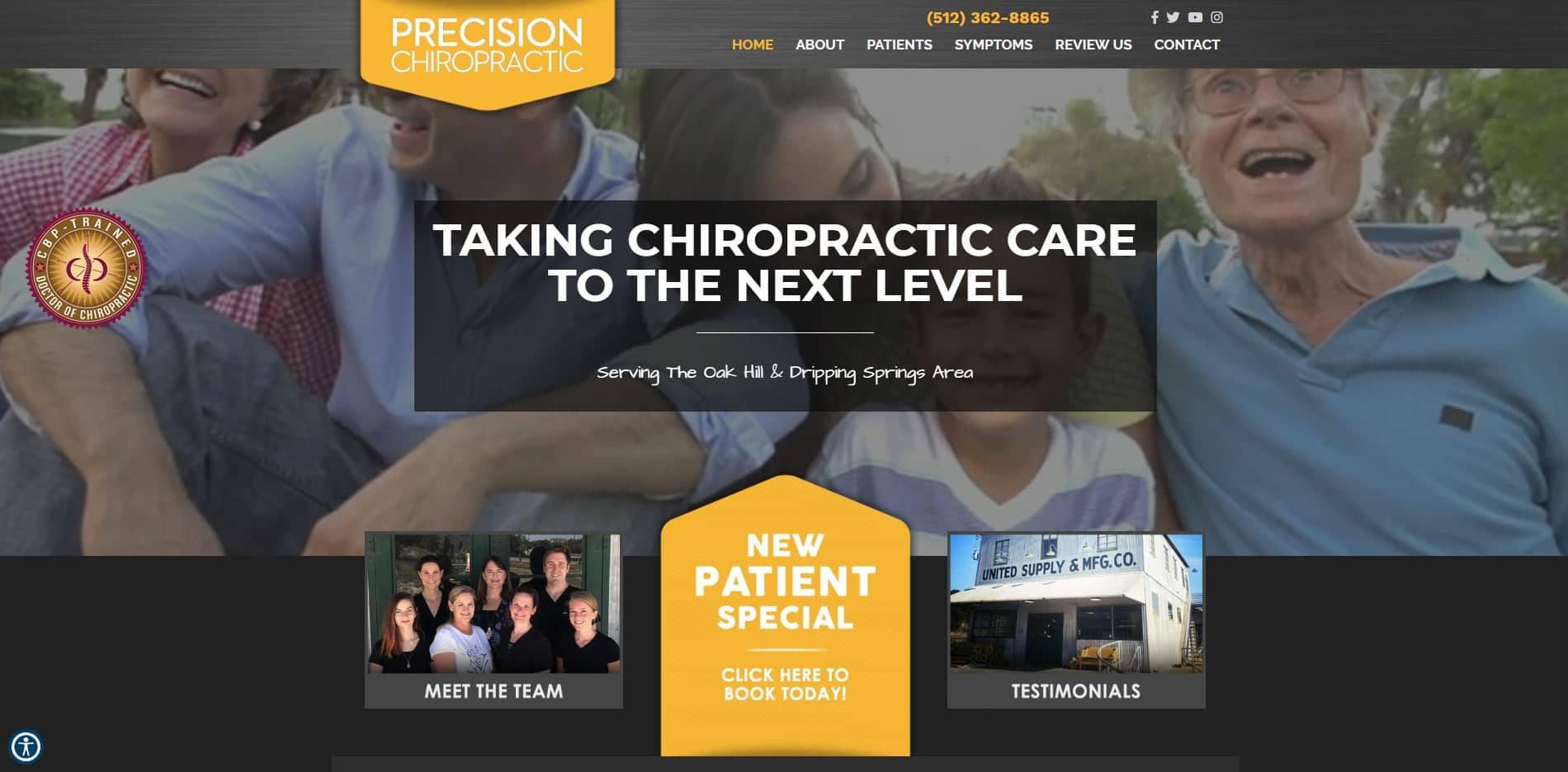 Chiropractor in Austin