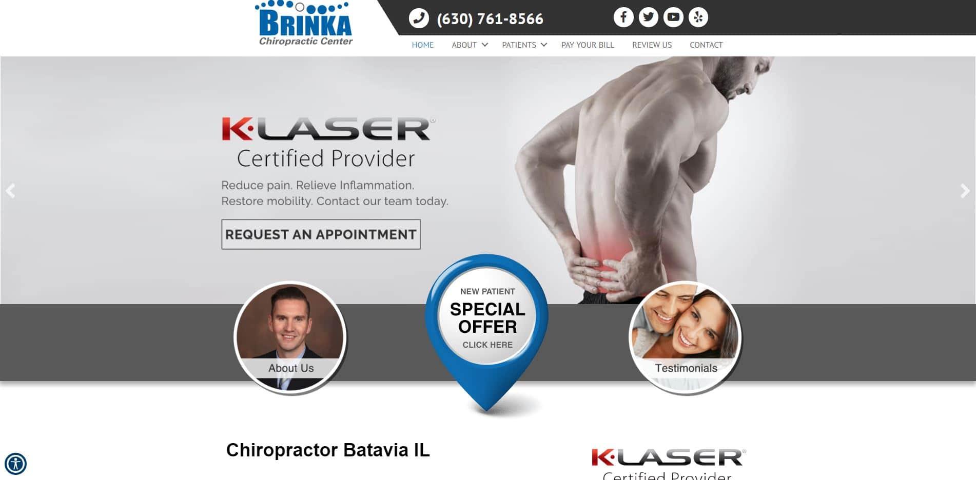 Chiropractor in Batavia