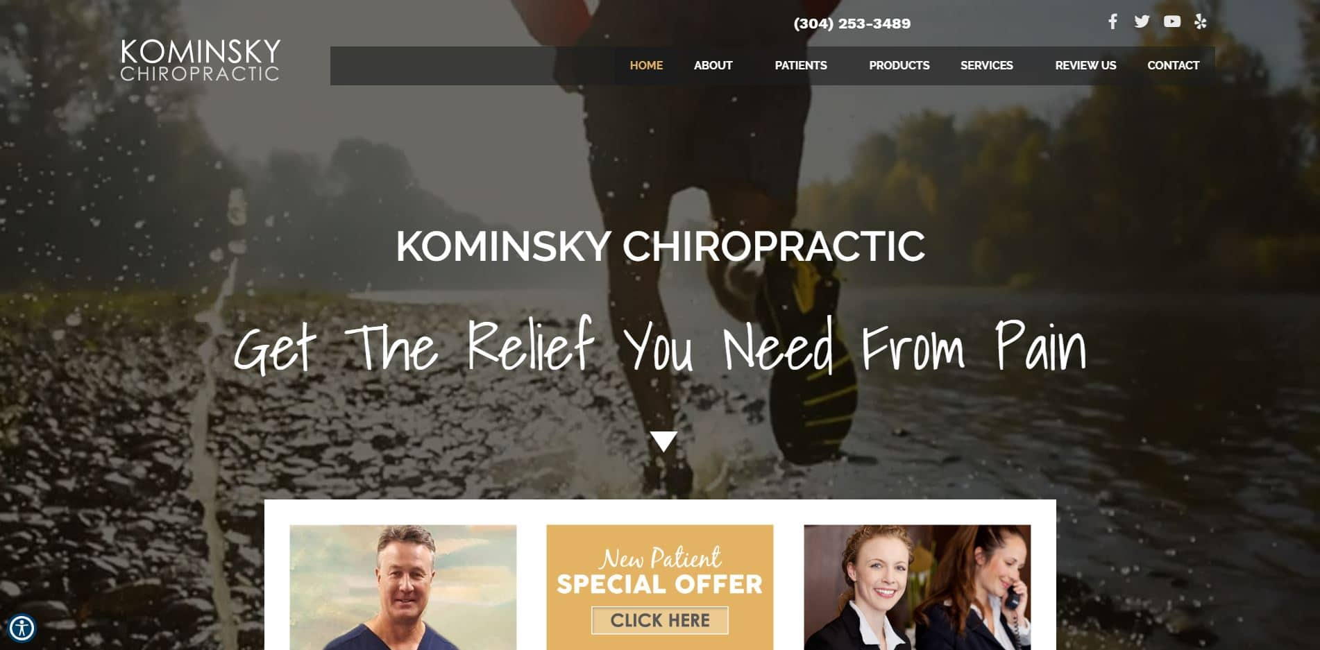 Chiropractor in Beckley