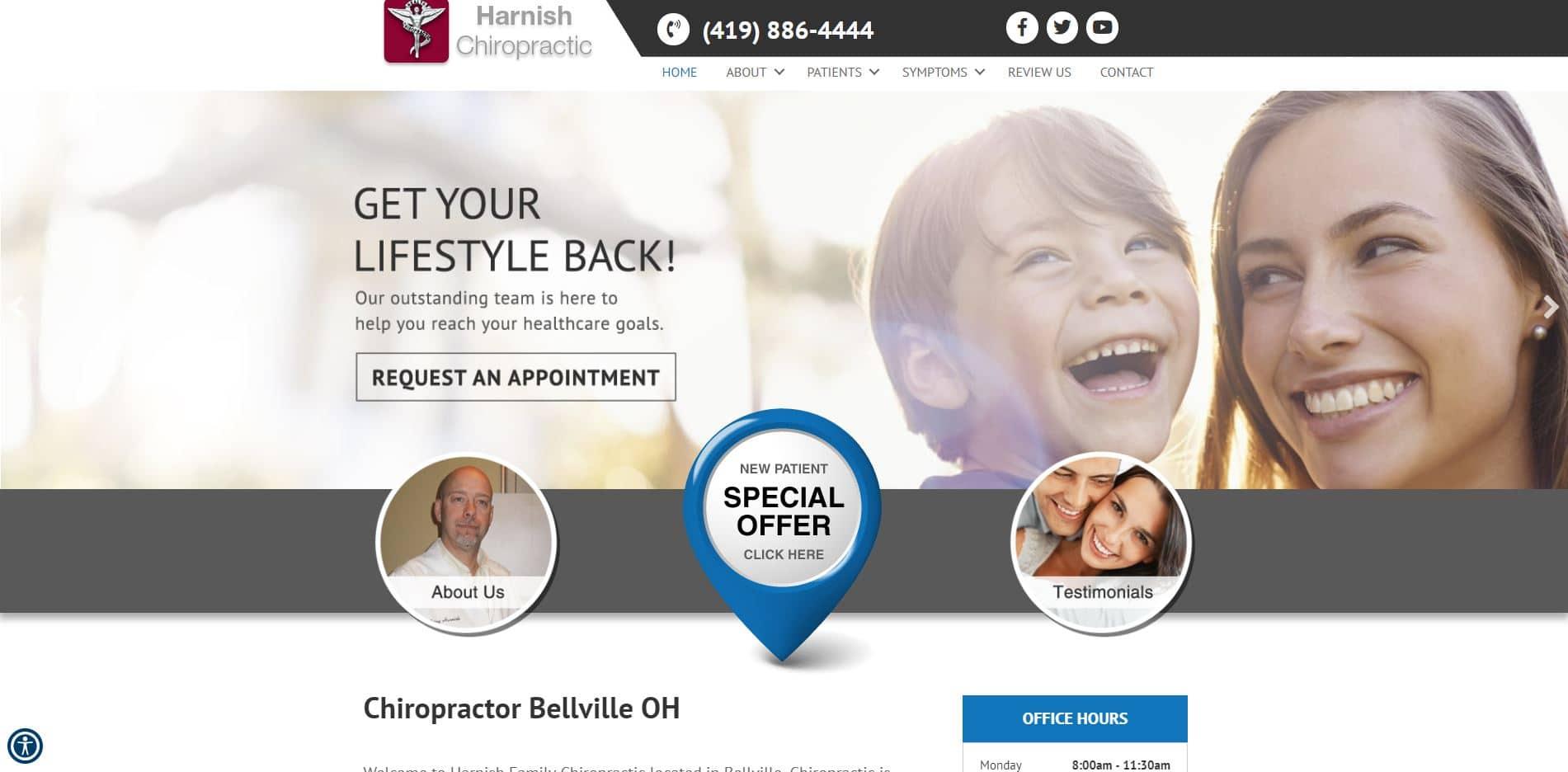 Chiropractor in Bellville