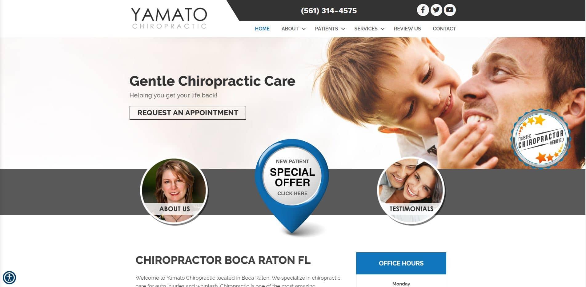 Chiropractor in Boca Raton