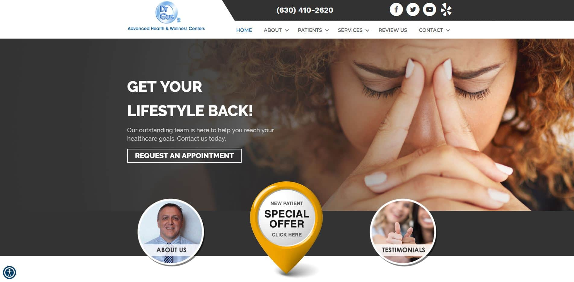 Chiropractor in Bolingbrook