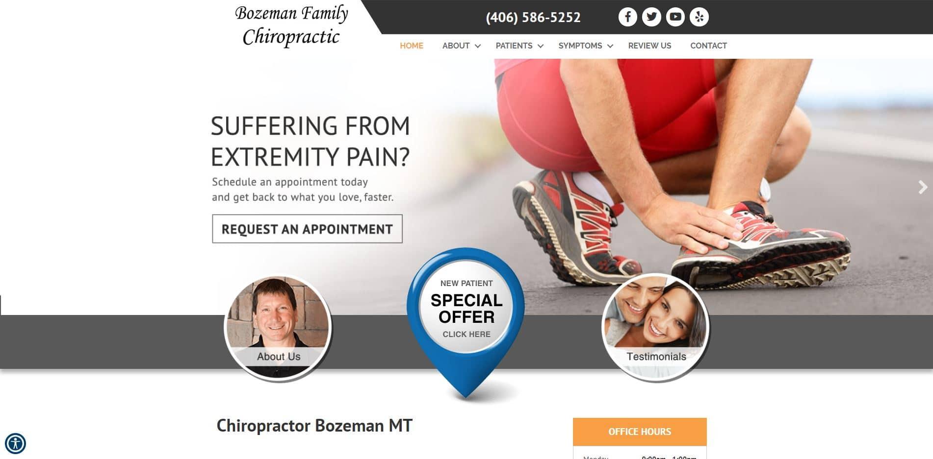 Chiropractor in Bozeman