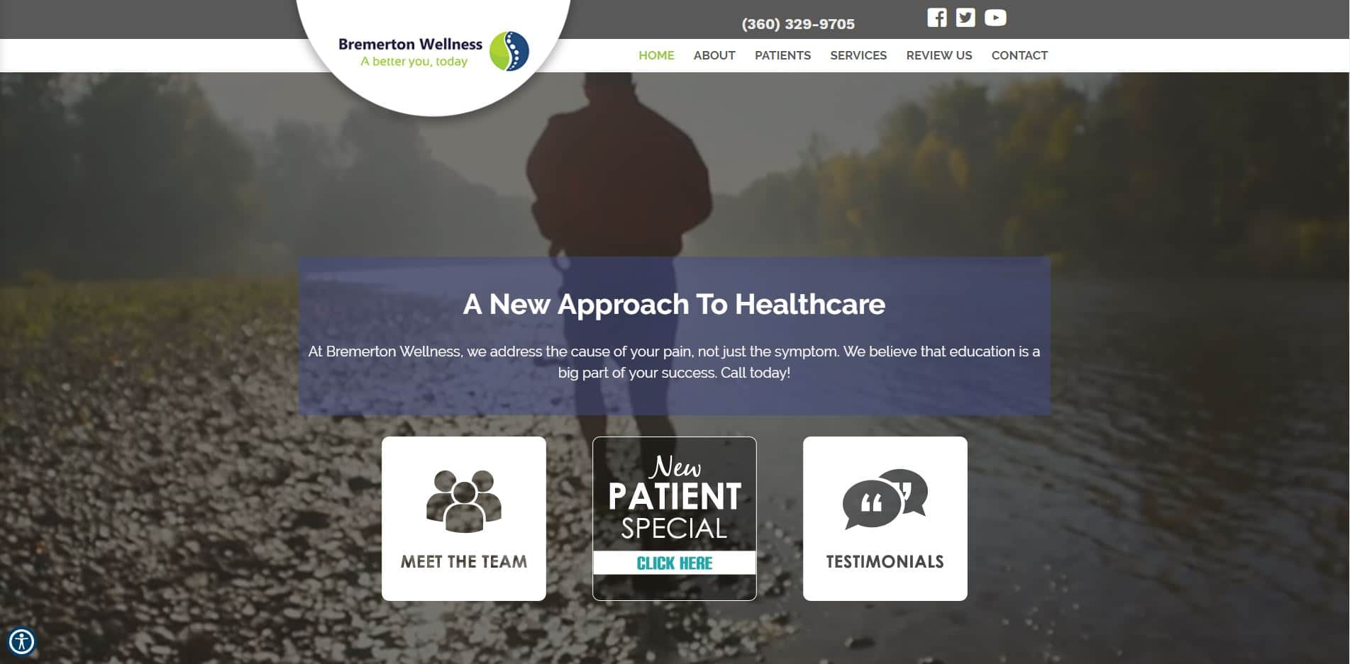 Chiropractor in Bremerton