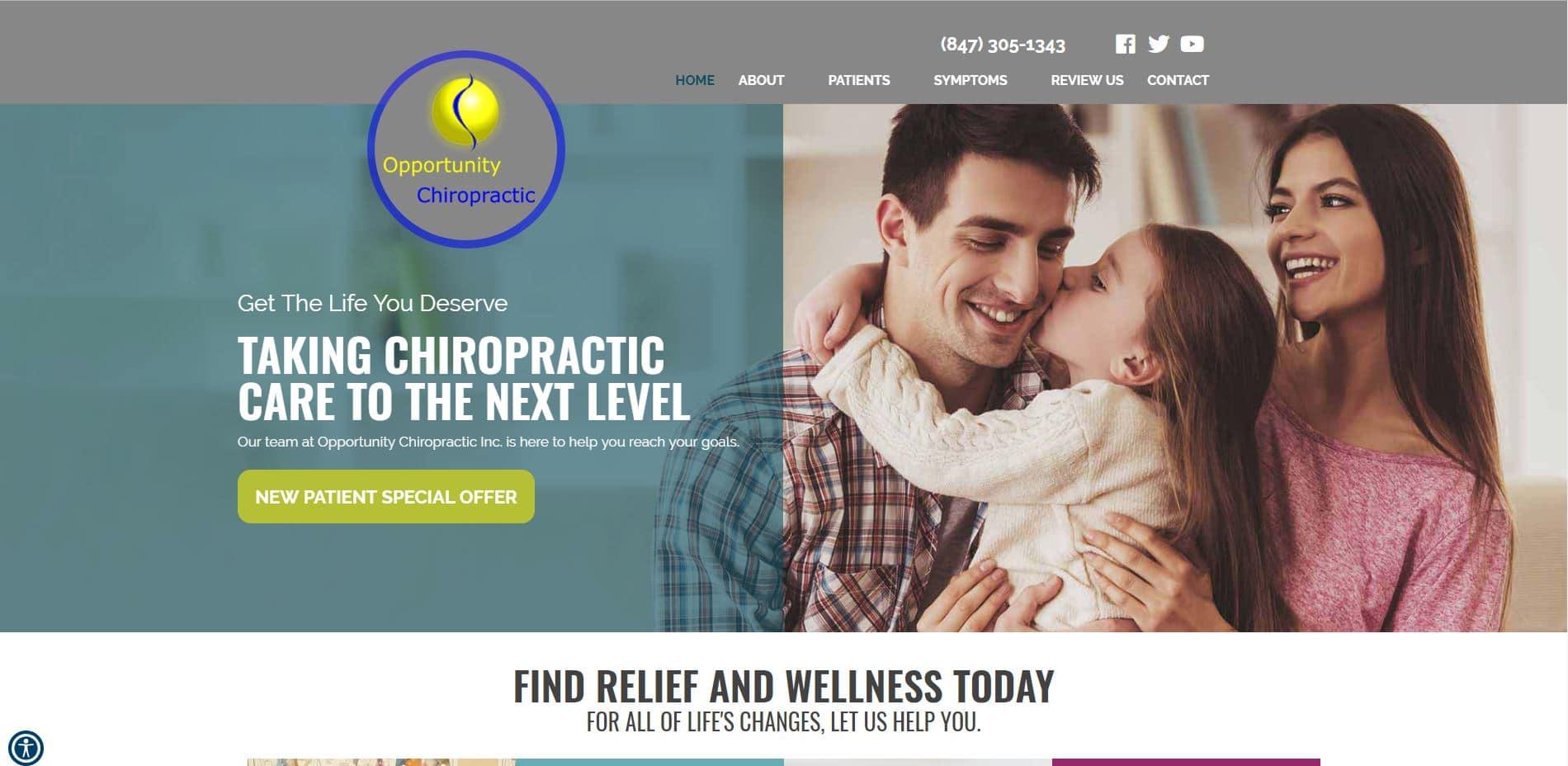 Chiropractor in Buffalo Grove
