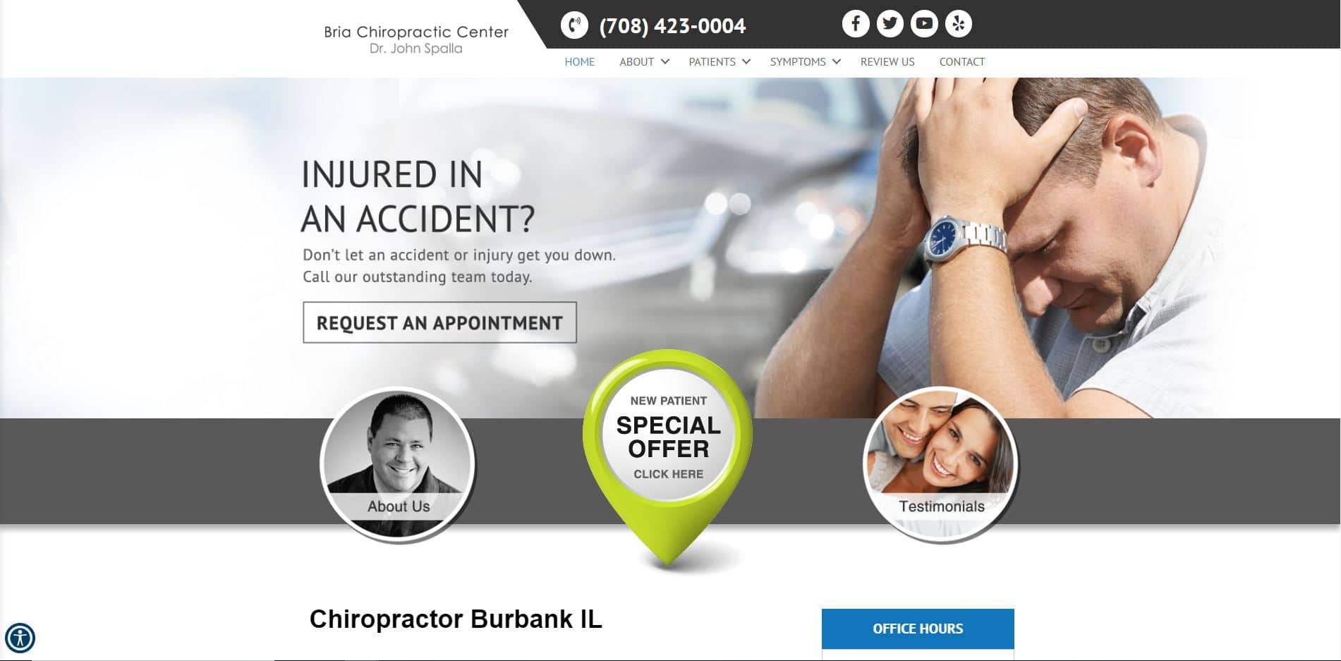 Chiropractor in Burbank