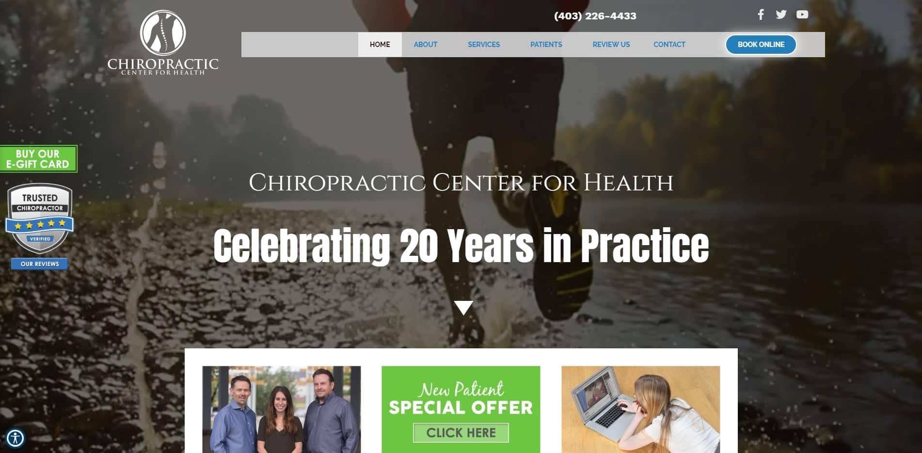 Chiropractor in Calgary