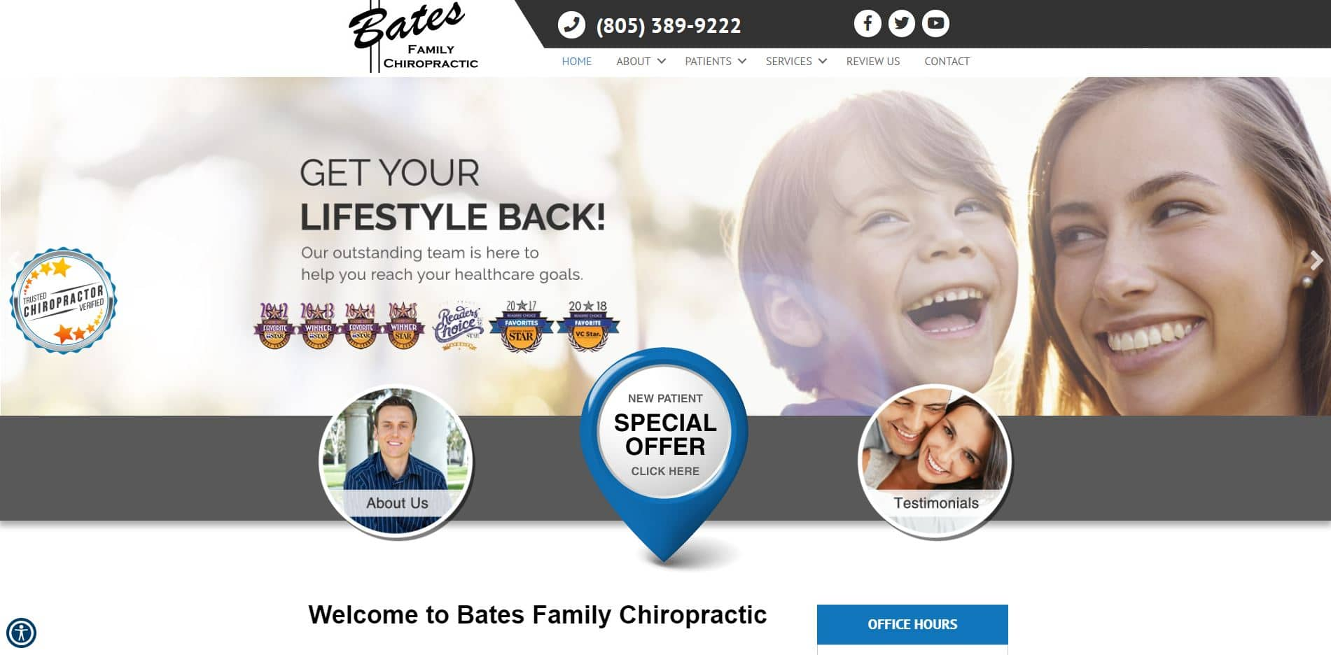 Chiropractor in Camarillo