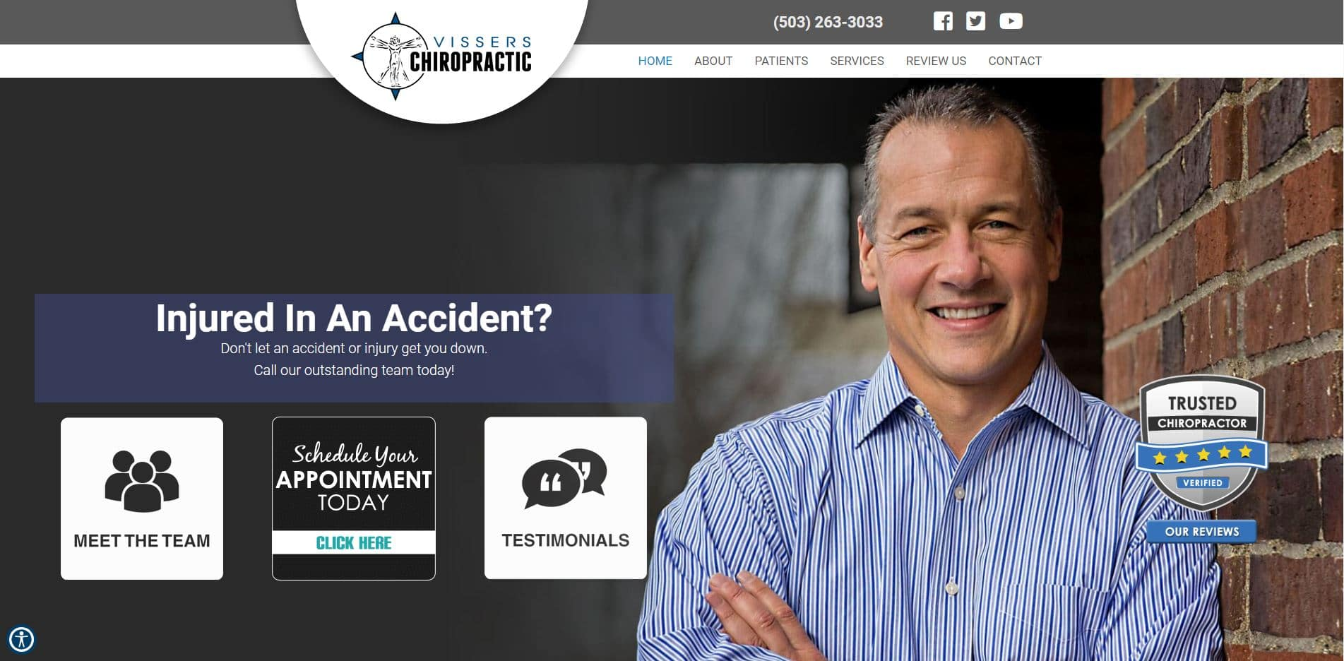 Chiropractor in Canby