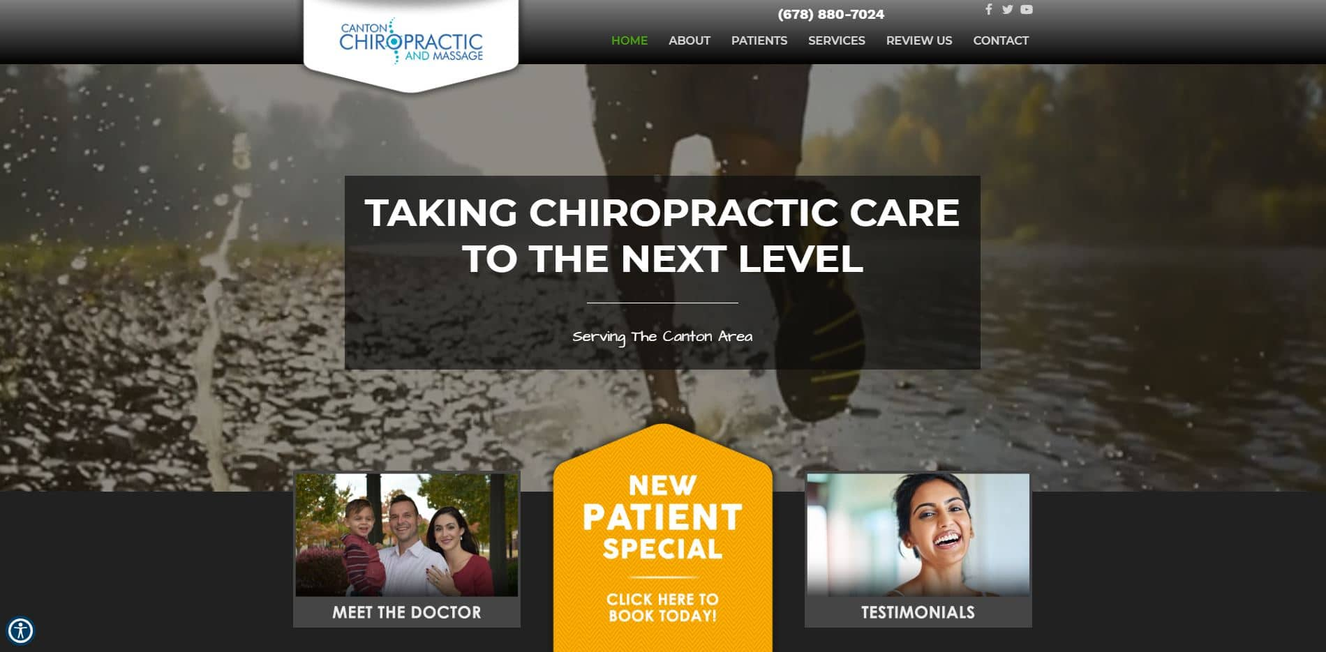 Chiropractor in Canton