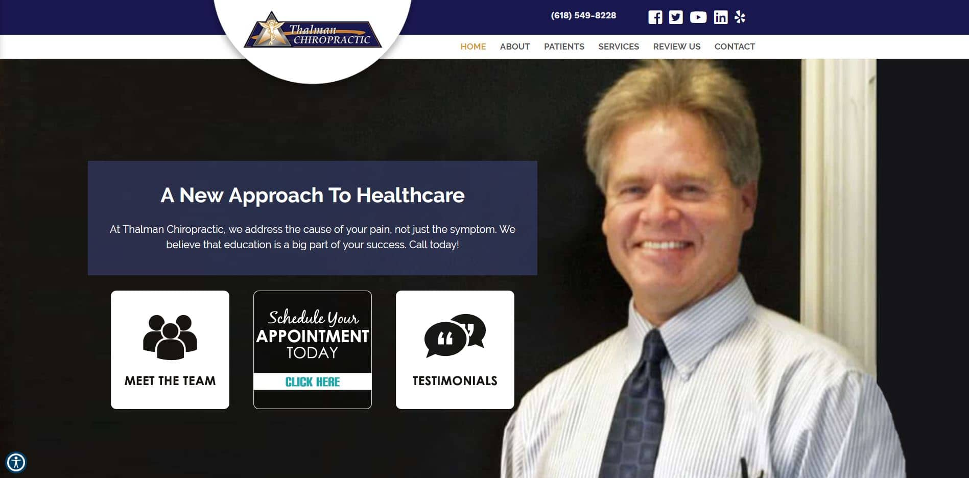Chiropractor in Carbondale