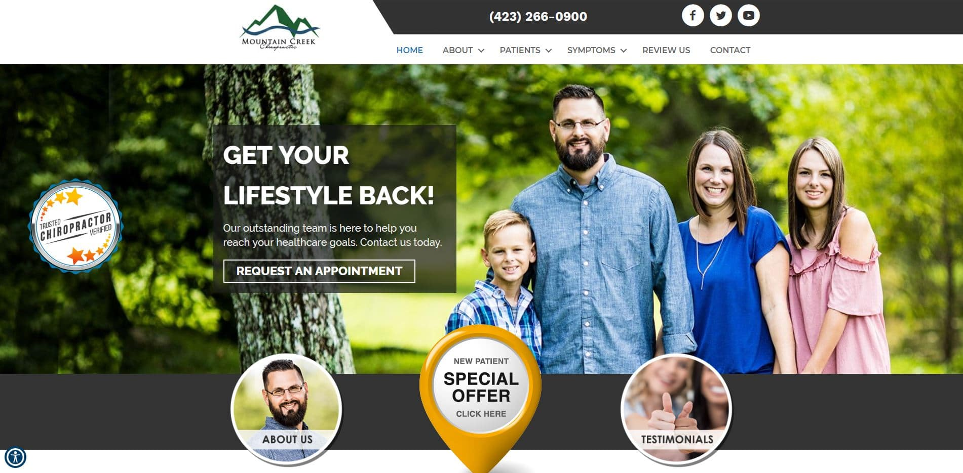 Chiropractor in Chattanooga