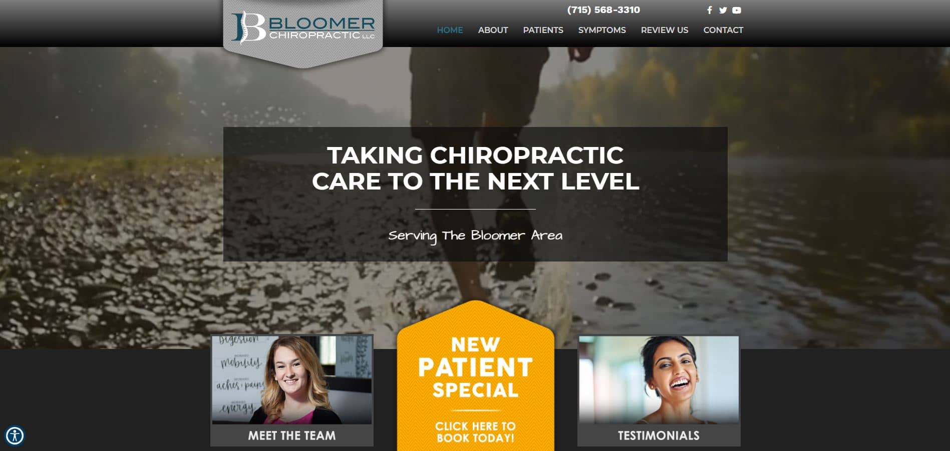 Chiropractor Bloomer WI Bloomer Chiropractic