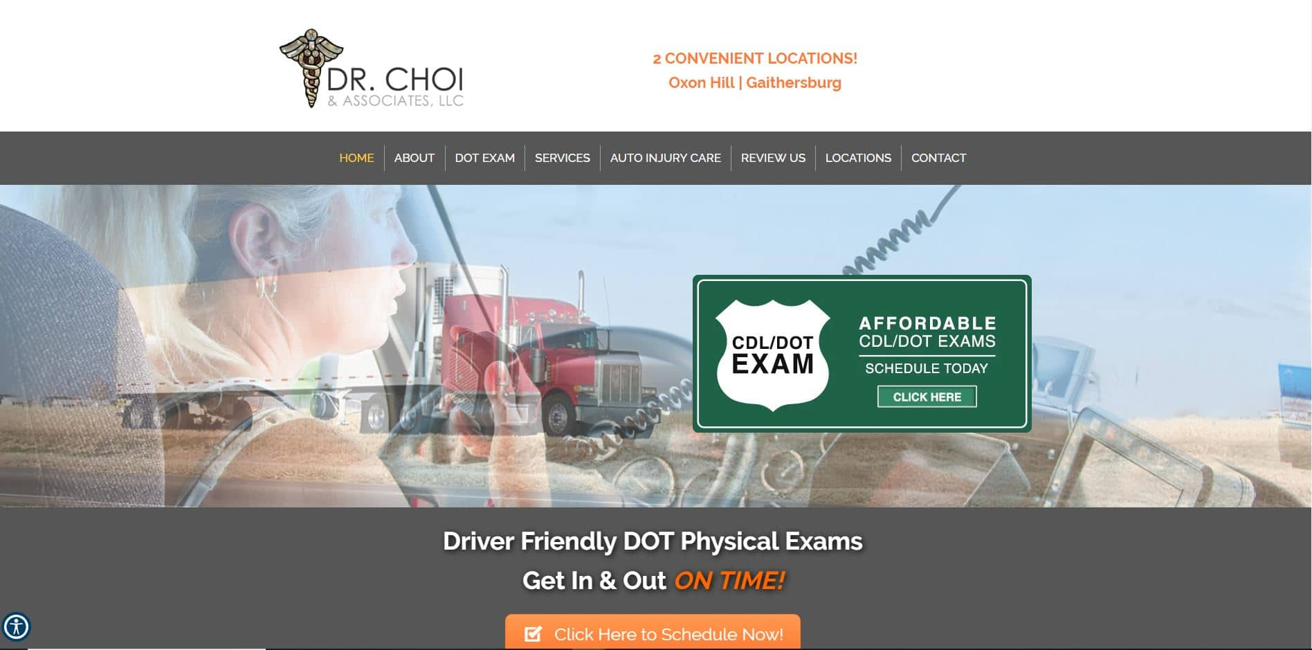 Chiropractor Dr Choi and Associates