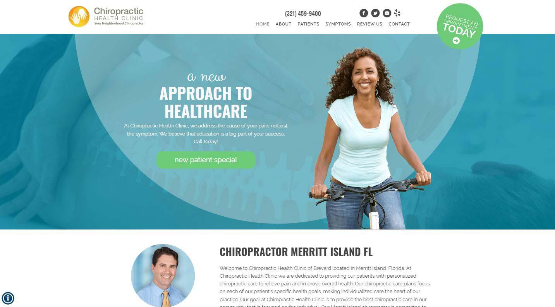 Chiropractor Merritt Island FL Chiropractic Health Clinic