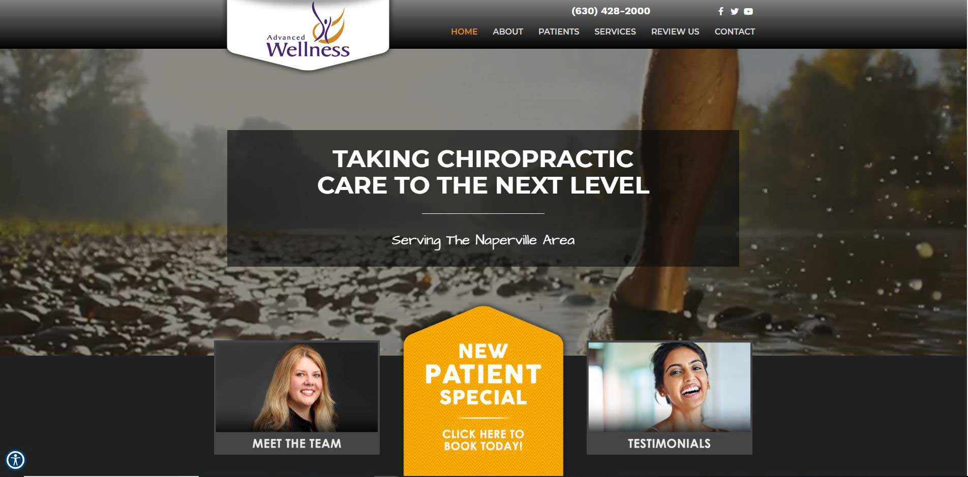 Chiropractor Naperville IL Stacey Cline