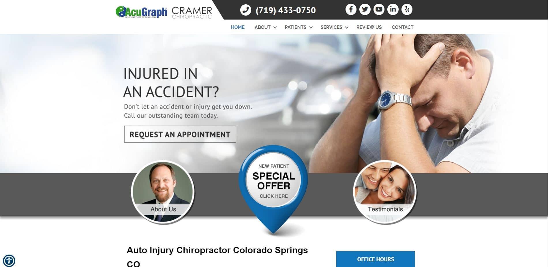 Chiropractor in Colorado Springs