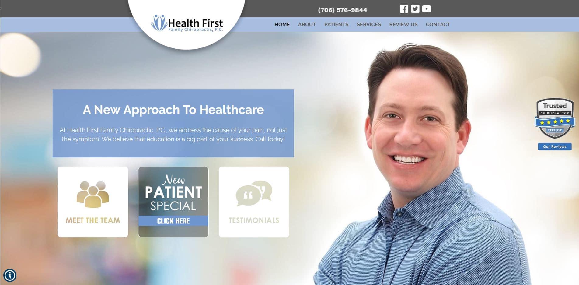Chiropractor in Columbus