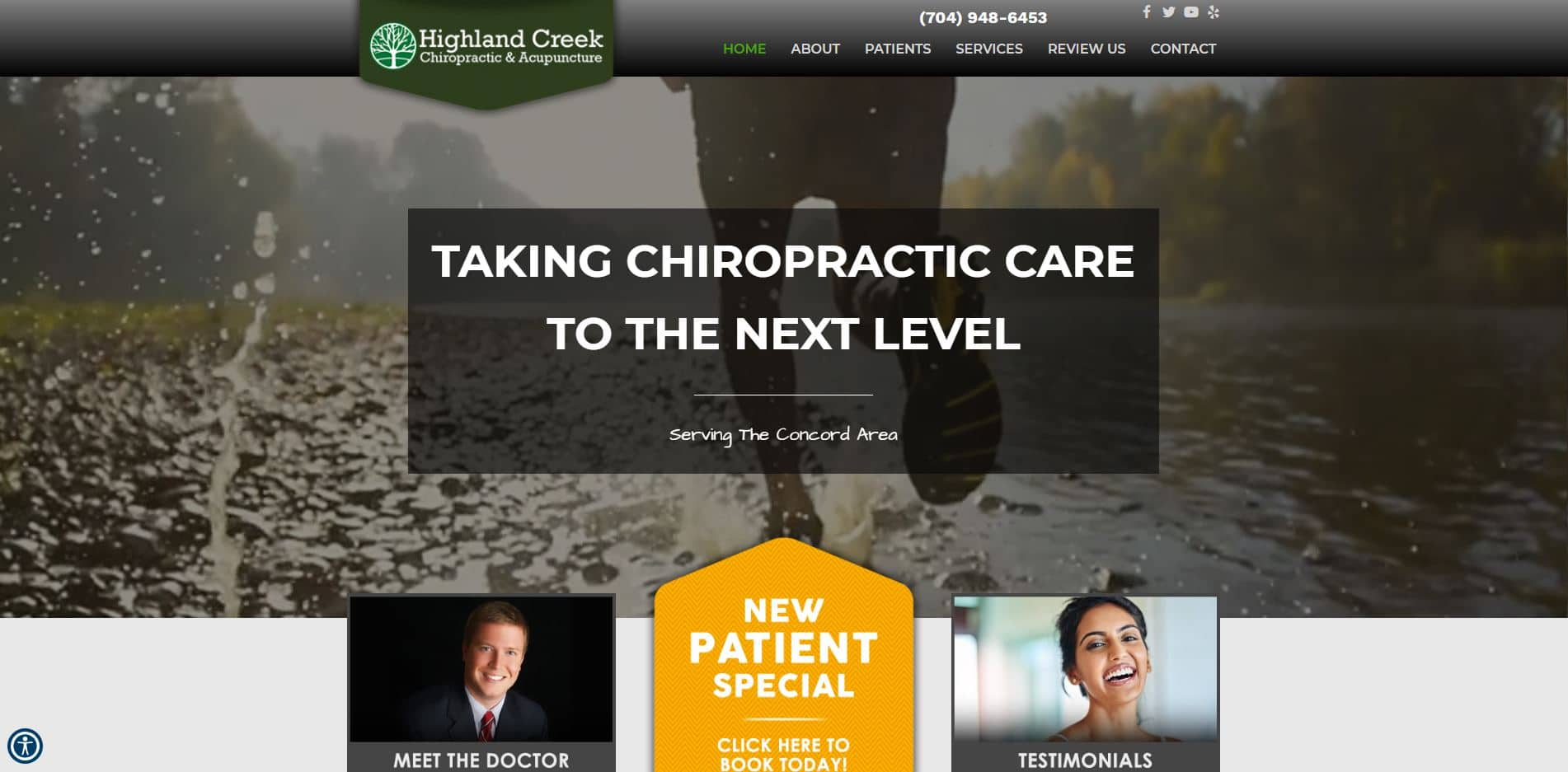 Chiropractor in Concord