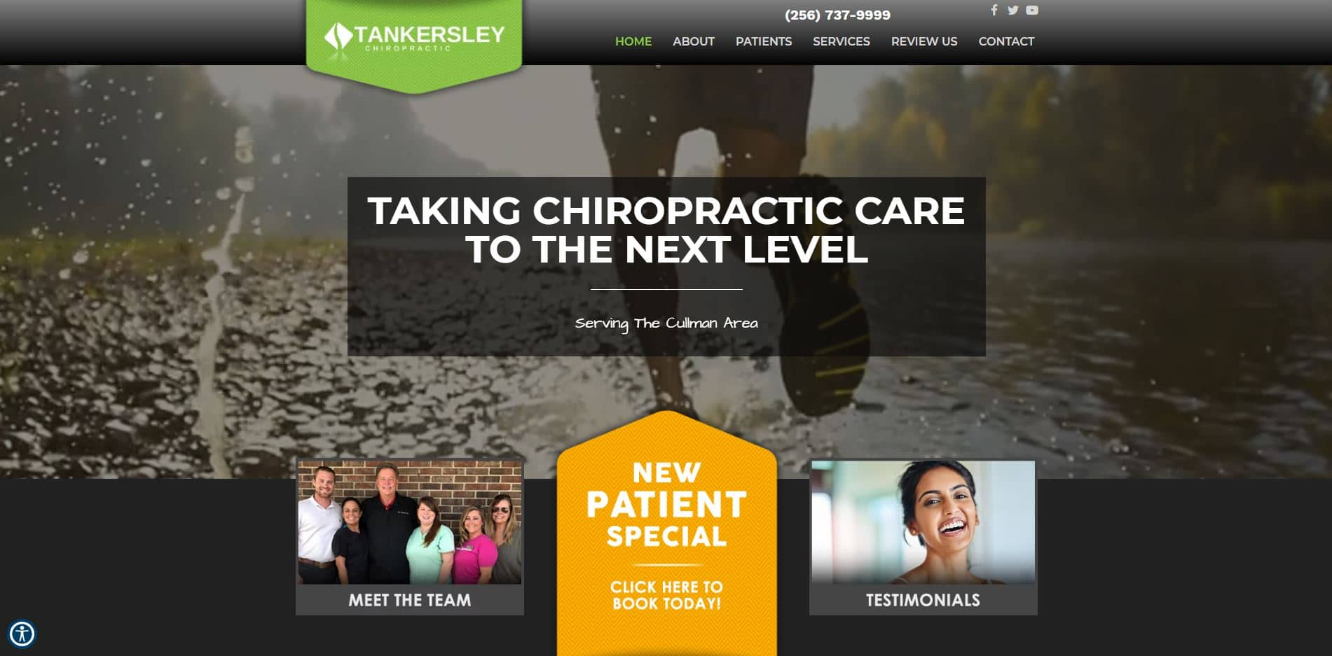 Chiropractor in Cullman
