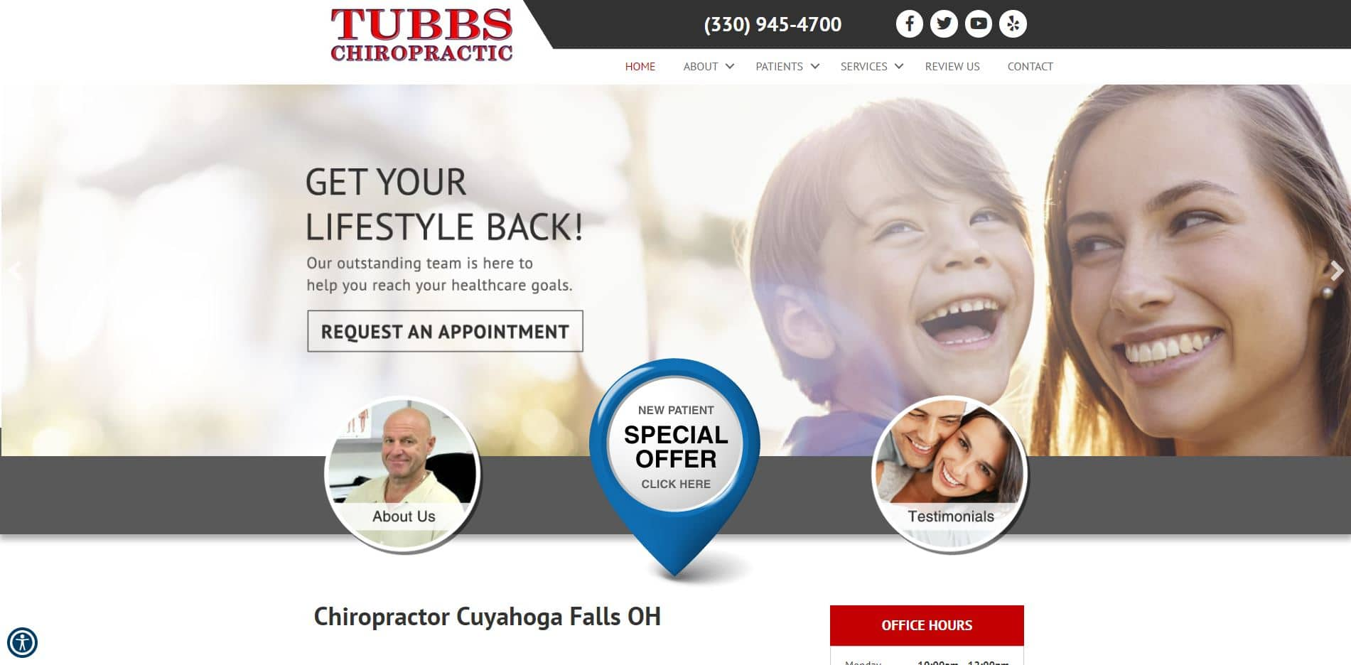 Chiropractor in Cuyahoga