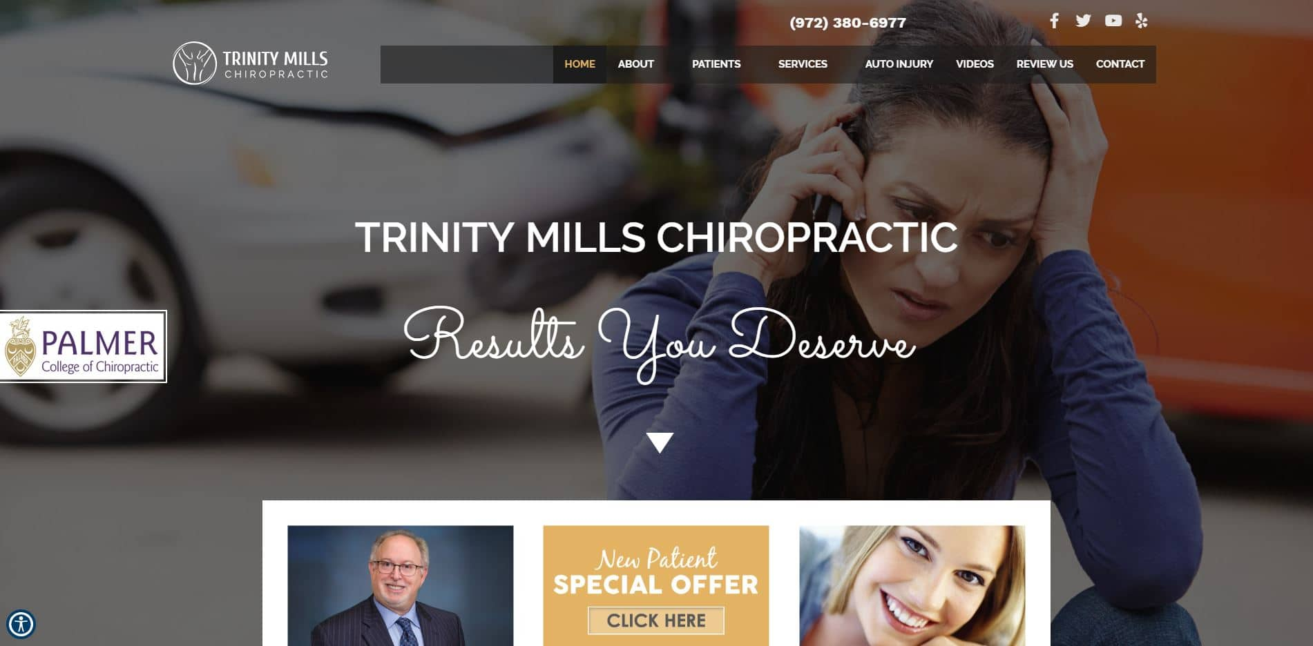 Chiropractor in Dallas