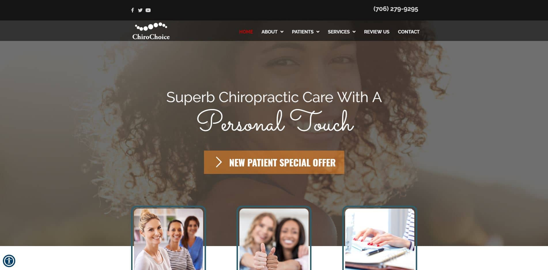 Chiropractor in Dalton