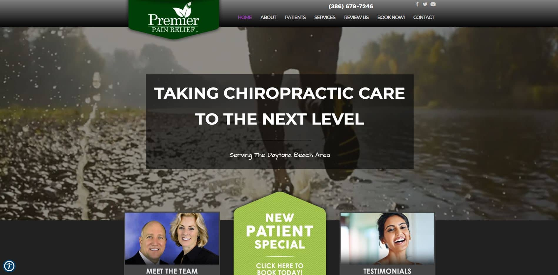 Chiropractor in Daytona Beach