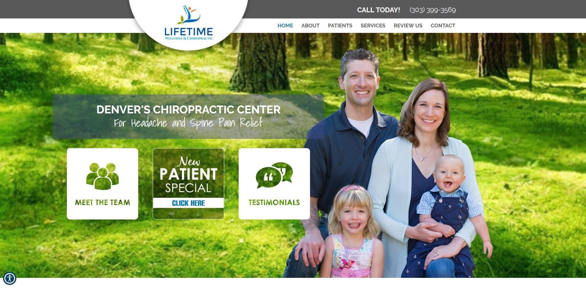 Chiropractor in Denver
