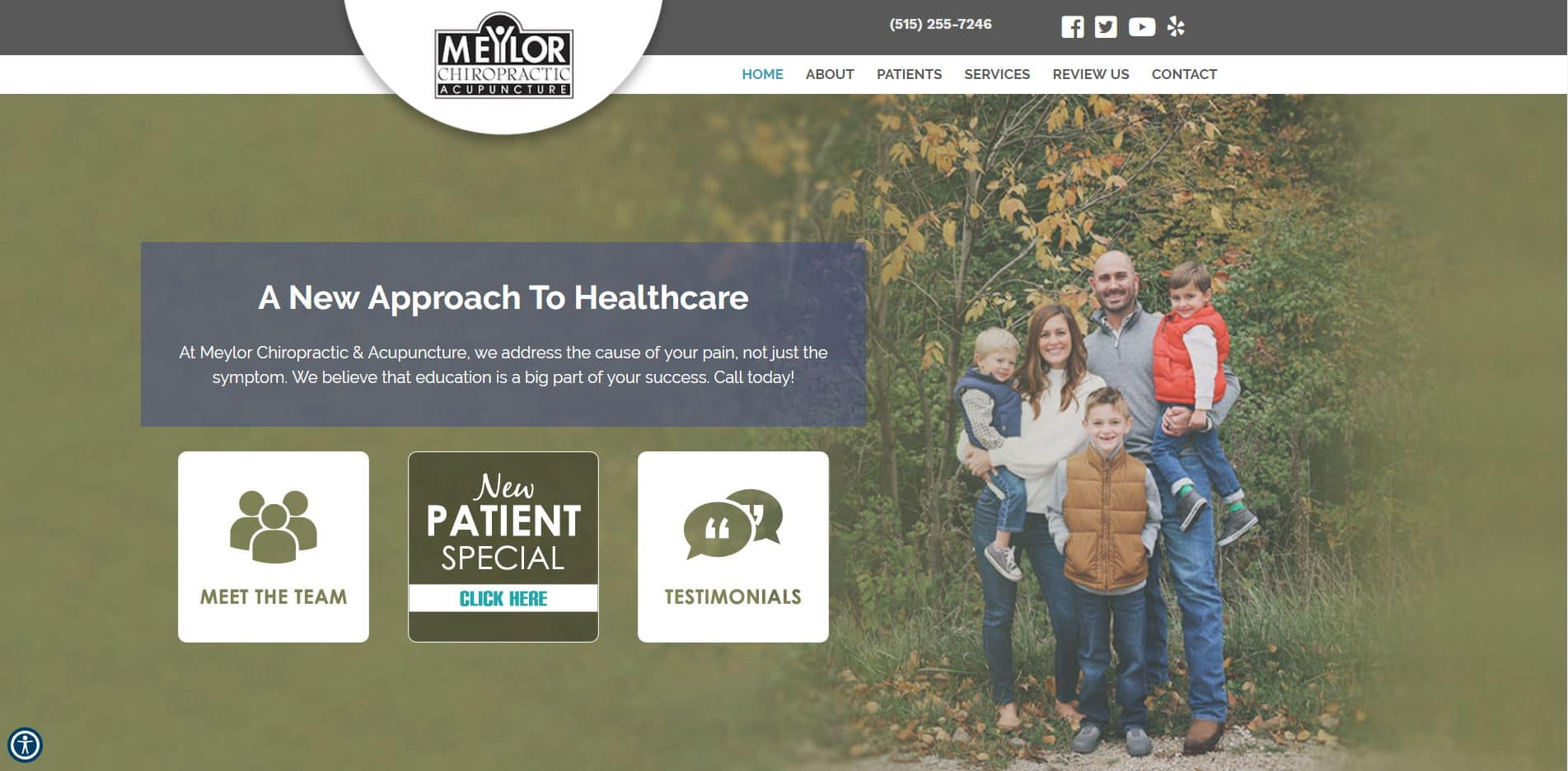 Chiropractor in Des Moines