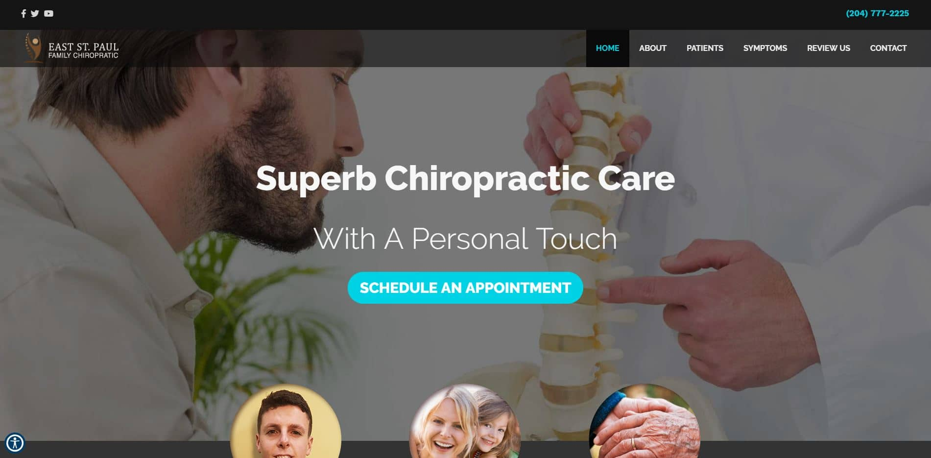 Chiropractor in East Saint Paul
