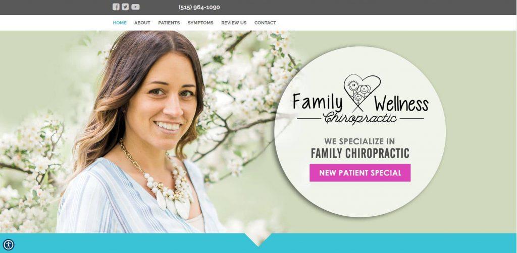 family chiropractic wellness chiropractor in ankeny