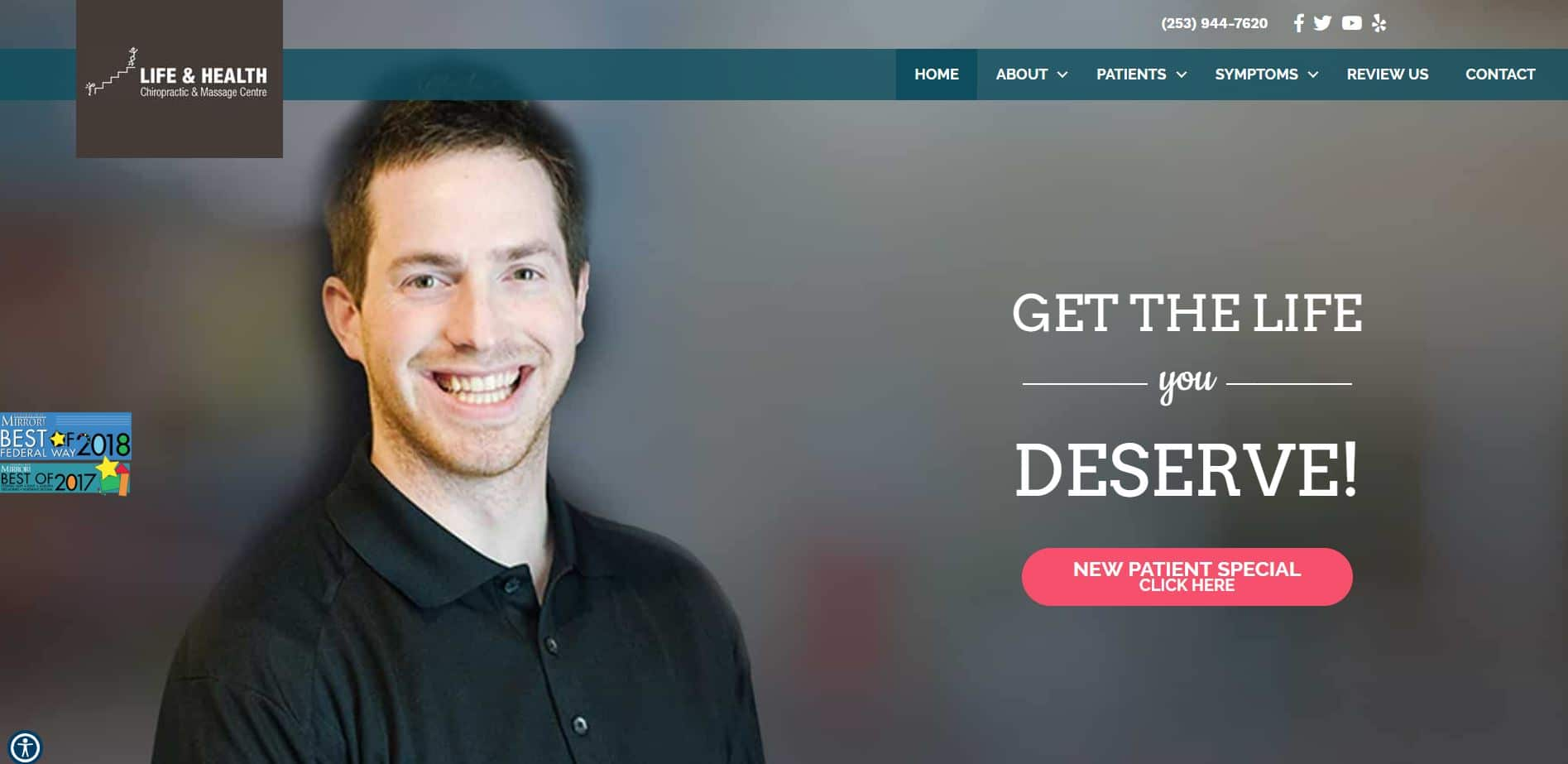 Chiropractor in Federal Way