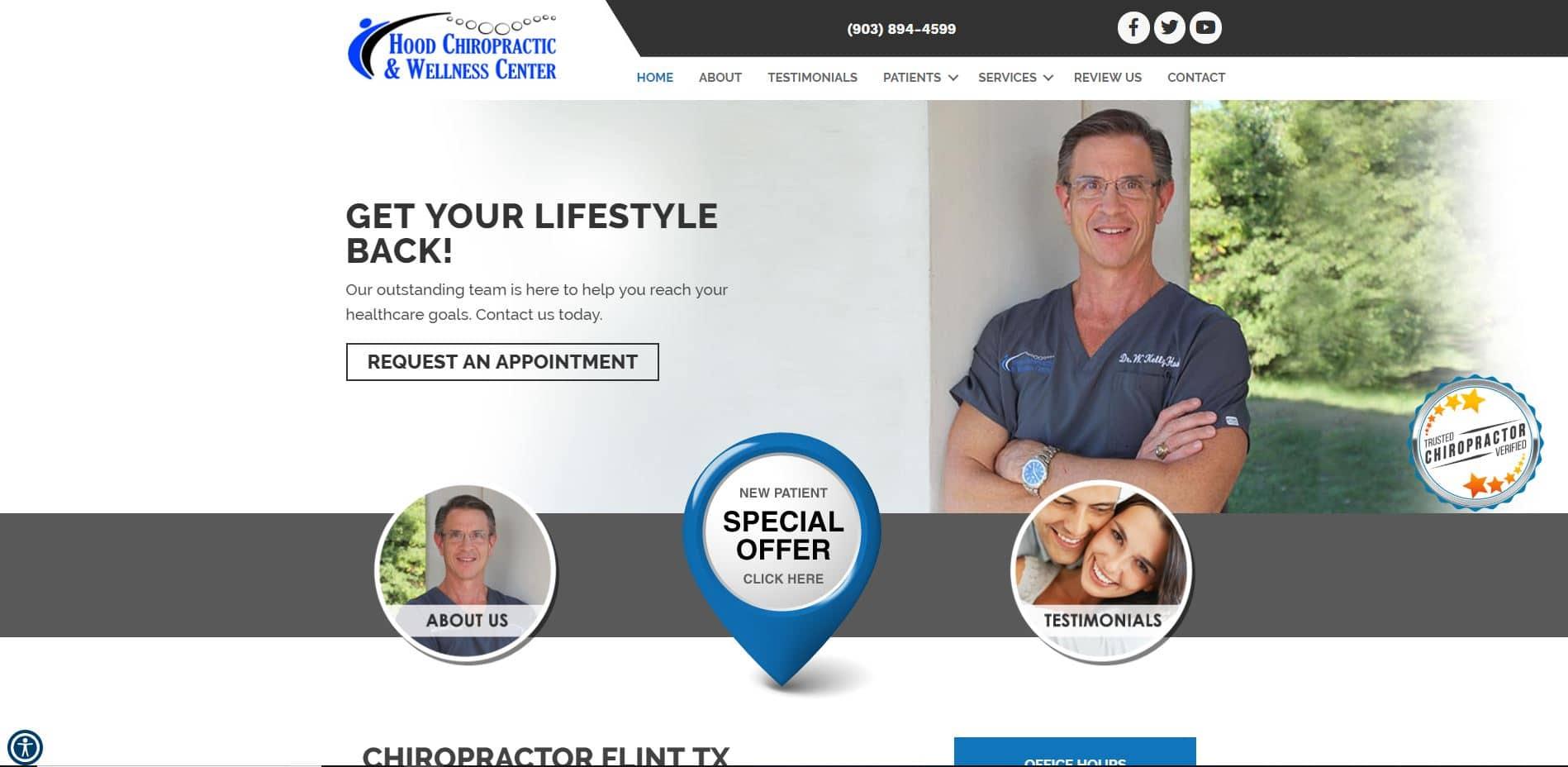 Chiropractor in Flint