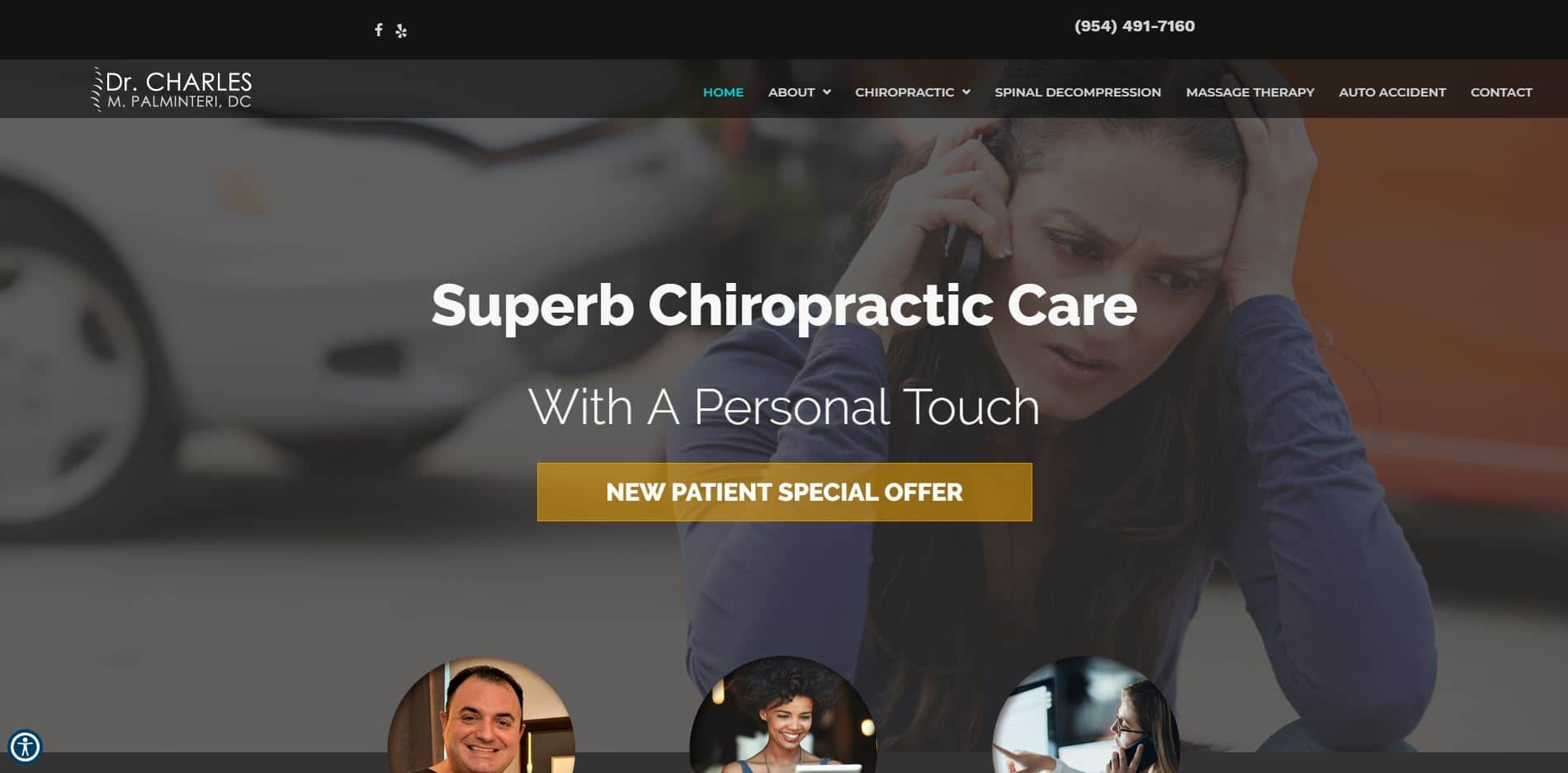 Chiropractor in Fort Lauderdale