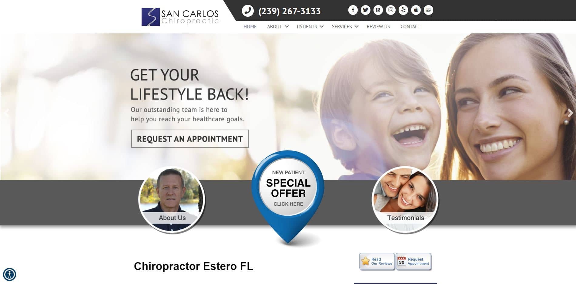 Chiropractor in Fort Myers