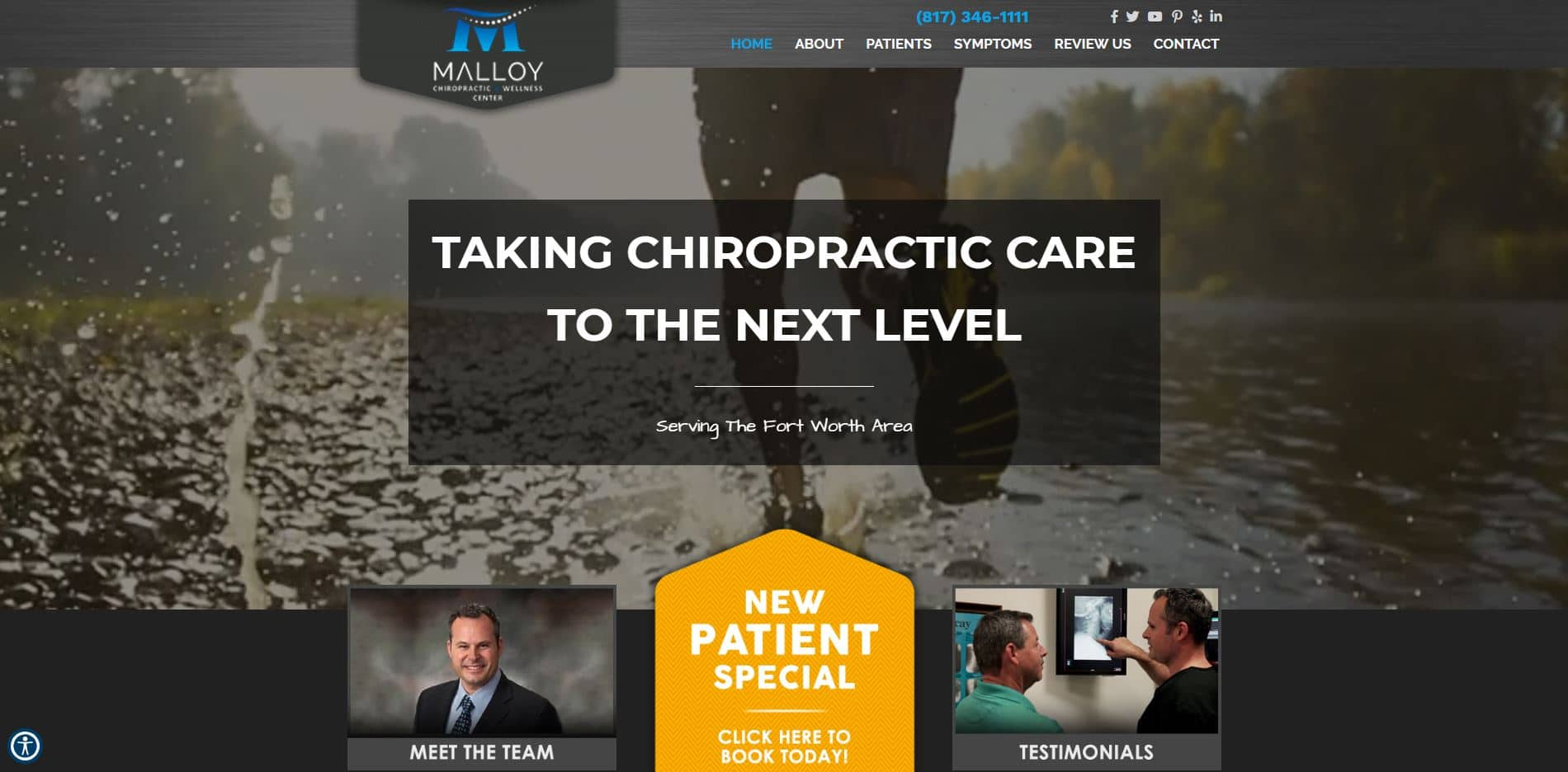 Chiropractor in Fort Worth