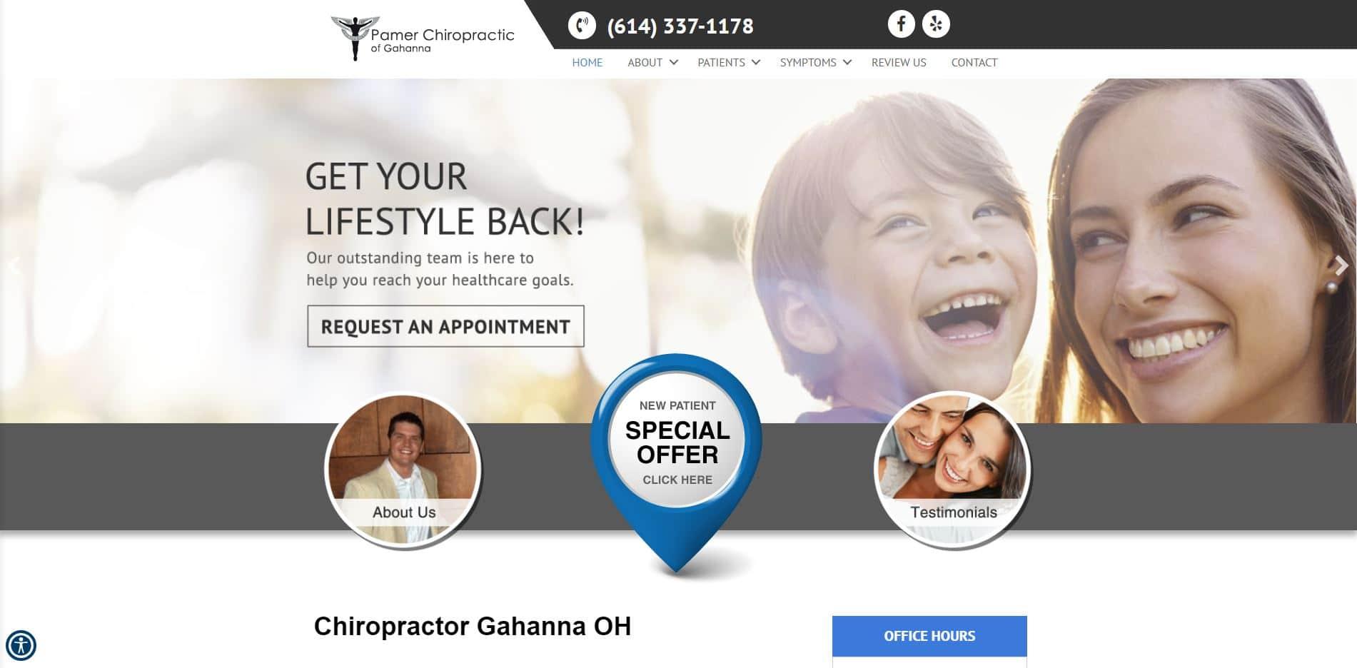 Chiropractor in Gahanna