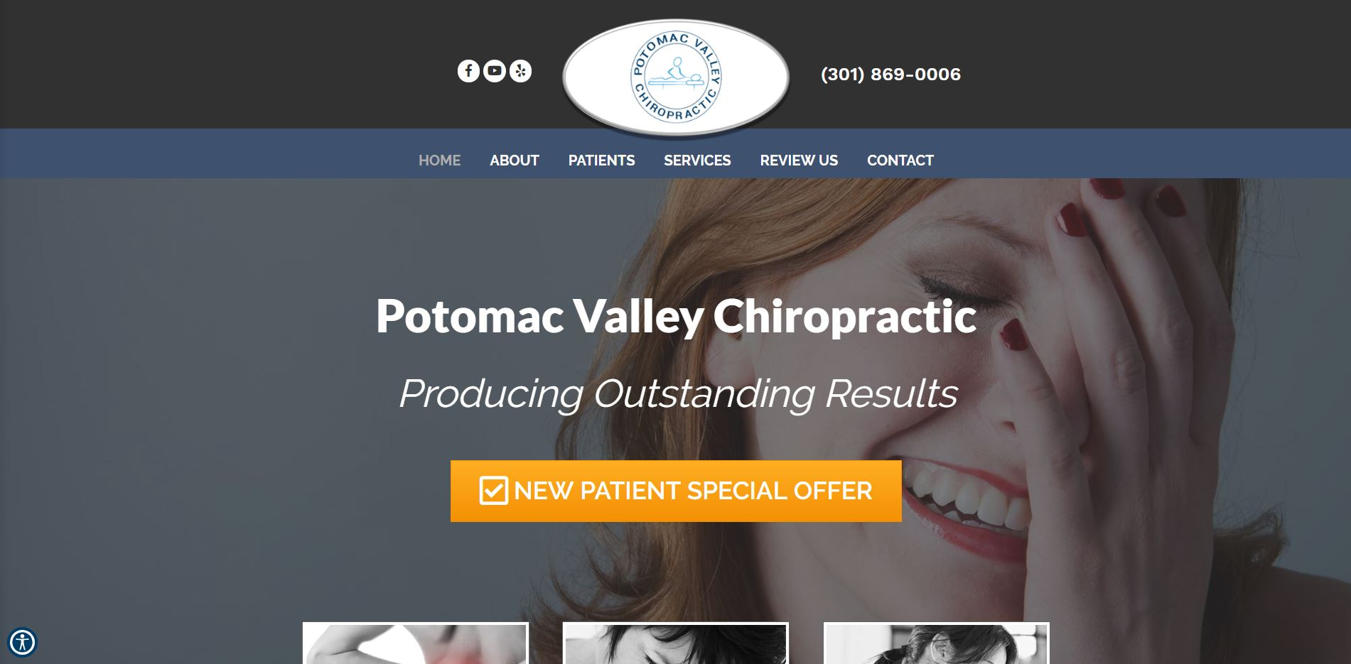Chiropractor in Gaithersburg
