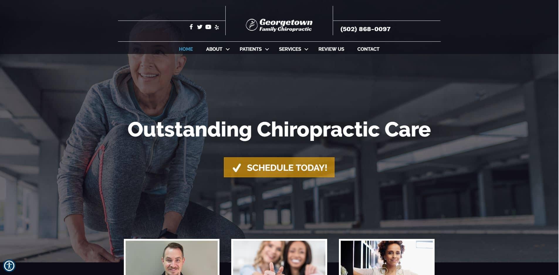 Chiropractor in Georgetown