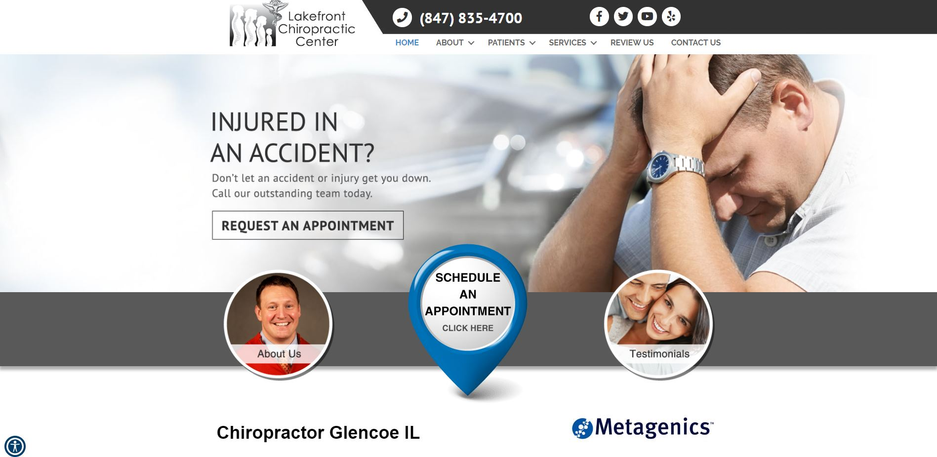 Chiropractor in Glencoe