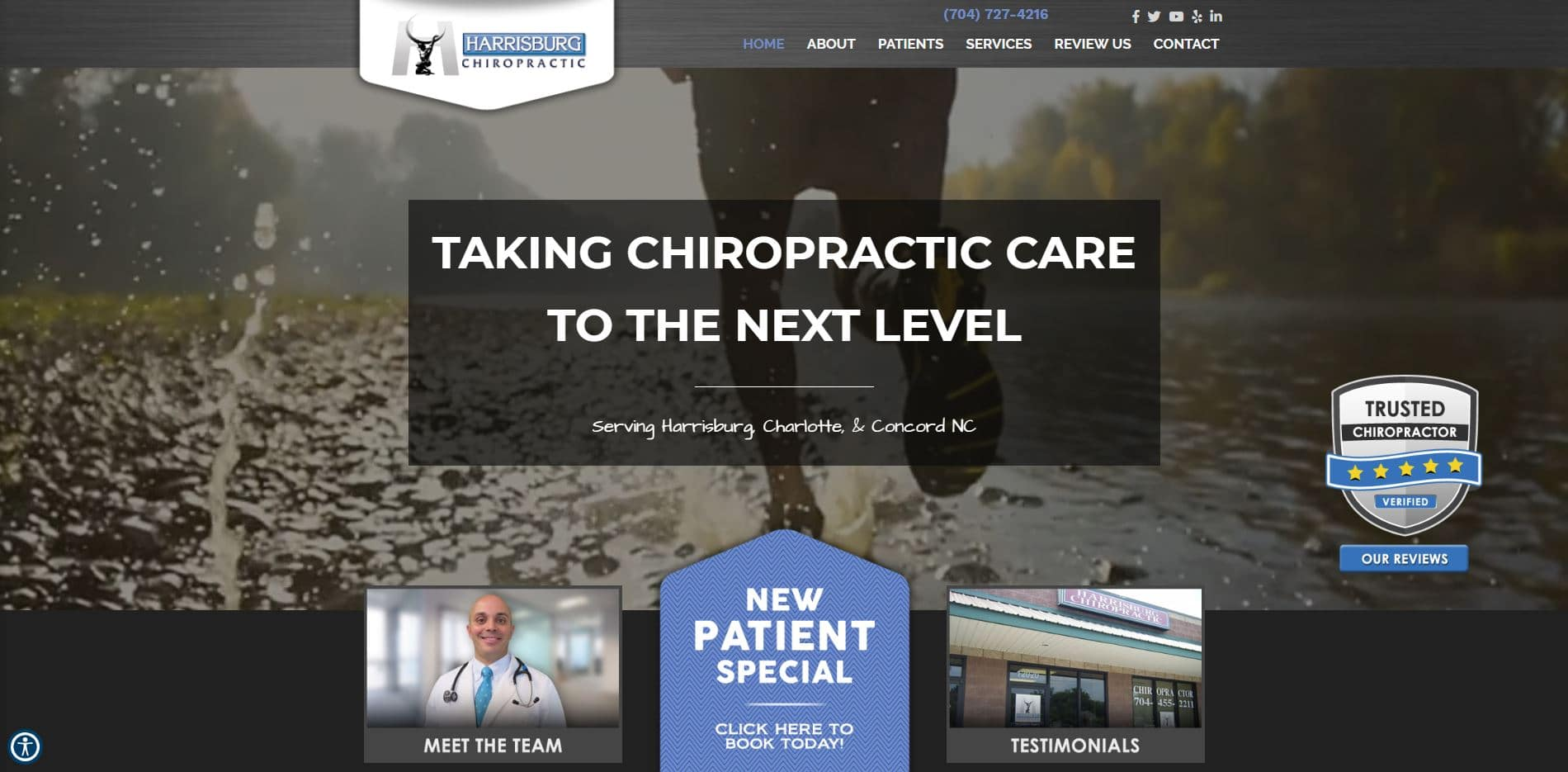 Chiropractor in Harrisburg