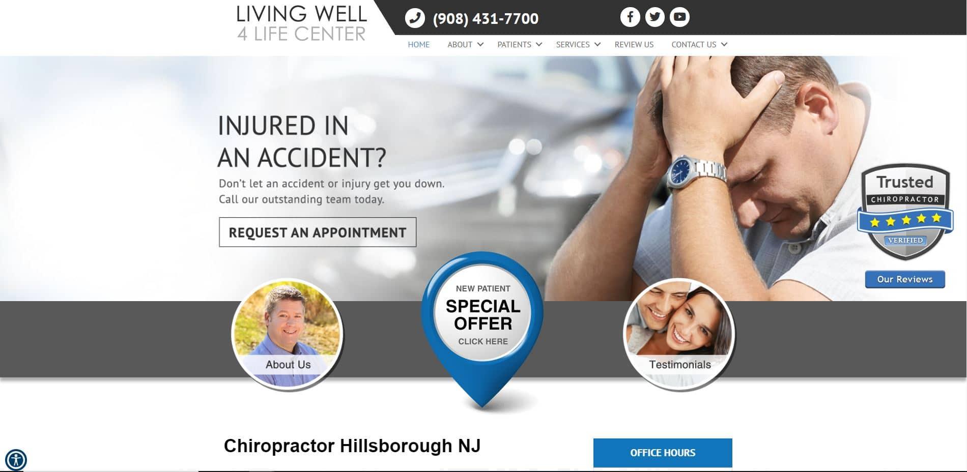 Chiropractor in Hillborough